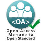 OA metadata open access logo